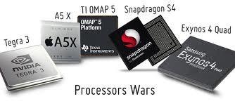 processors war
