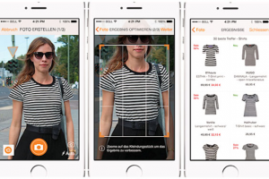 application mobile Zalando