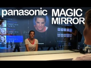 Panasonic magic mirror